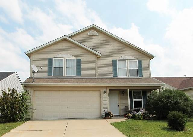 405 Blakely Drive, Lafayette, IN 47905 (MLS #202036234) :: The Carole King Team