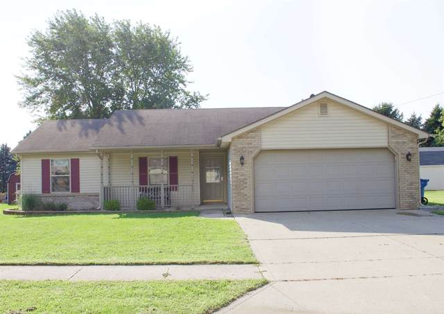 305 N Reed Street, South Whitley, IN 46787 (MLS #202036243) :: Anthony REALTORS