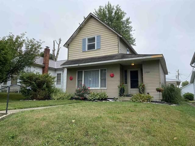 1709 Spear Street, Logansport, IN 46947 (MLS #202036282) :: The Romanski Group - Keller Williams Realty