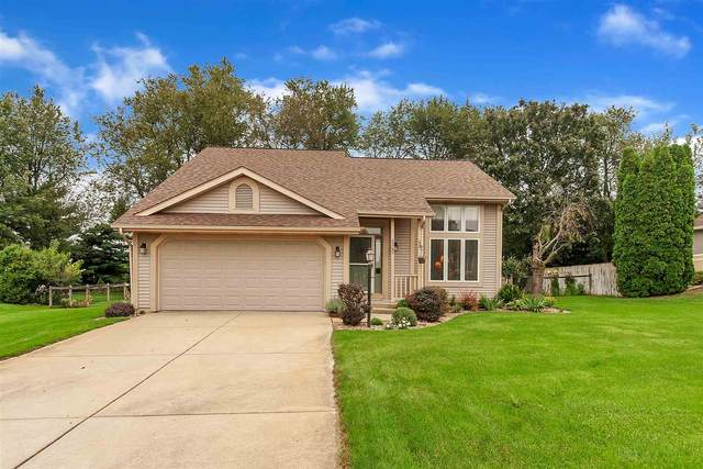 25795 Fox Tail Trail, South Bend, IN 46628 (MLS #202036409) :: Anthony REALTORS