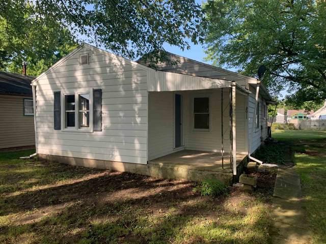 2011 S May Avenue, Muncie, IN 47302 (MLS #202036441) :: The ORR Home Selling Team