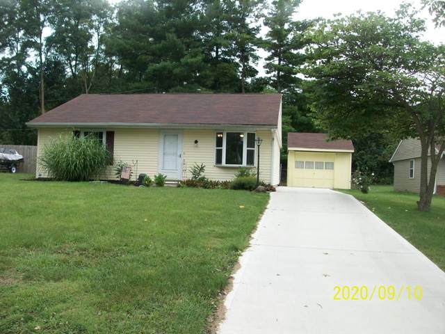 3330 Pipers Glen Drive, Lafayette, IN 47909 (MLS #202036545) :: Anthony REALTORS