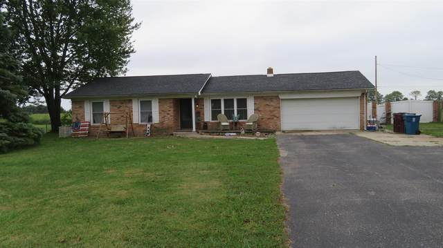2137 W Broadway Street, Bunker Hill, IN 46914 (MLS #202036603) :: The Romanski Group - Keller Williams Realty