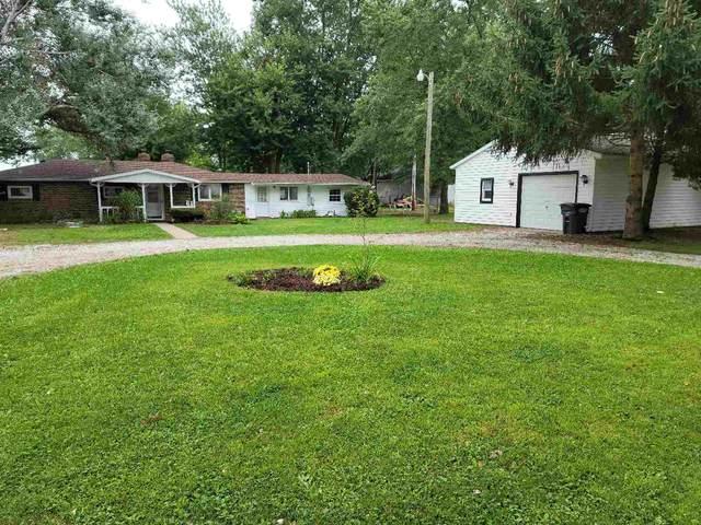 925 Mill Street, Tipton, IN 46072 (MLS #202036633) :: The Romanski Group - Keller Williams Realty