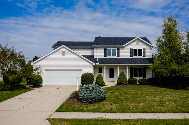 8221 Asher Drive, Fort Wayne, IN 46815 (MLS #202036738) :: TEAM Tamara