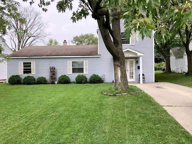 408 W Pettit Avenue, Fort Wayne, IN 46807 (MLS #202036782) :: Anthony REALTORS