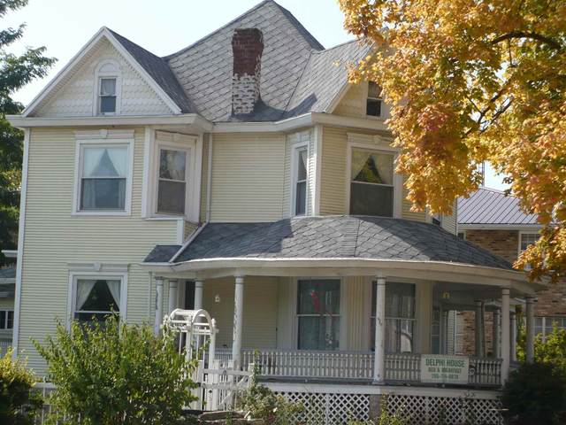 104 W Front Street, Delphi, IN 46923 (MLS #202036786) :: The Romanski Group - Keller Williams Realty
