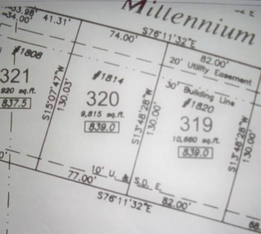 1814 Millennium Crossing, Fort Wayne, IN 46845 (MLS #202036816) :: The Natasha Hernandez Team