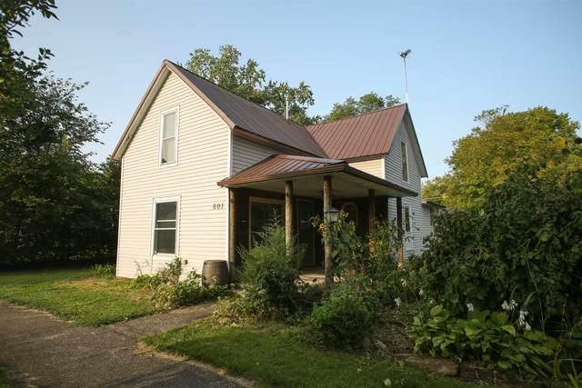 601 Indiana Street, Delphi, IN 46923 (MLS #202037090) :: The Romanski Group - Keller Williams Realty