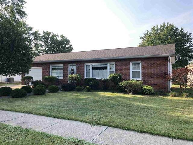2836 Broadview Dr, Bedford, IN 47421 (MLS #202037158) :: Anthony REALTORS