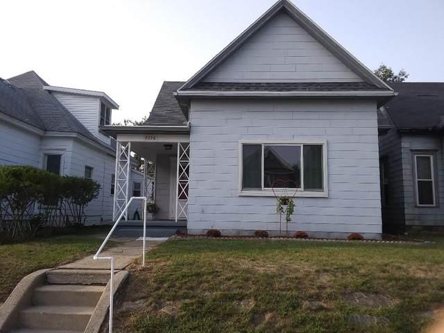 2226 Spear Street, Logansport, IN 46947 (MLS #202037205) :: The Romanski Group - Keller Williams Realty