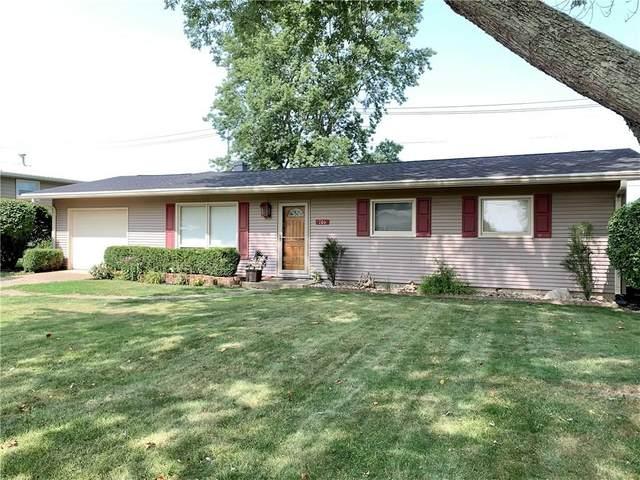 706 North Drive, Crawfordsville, IN 47933 (MLS #202037282) :: The Romanski Group - Keller Williams Realty