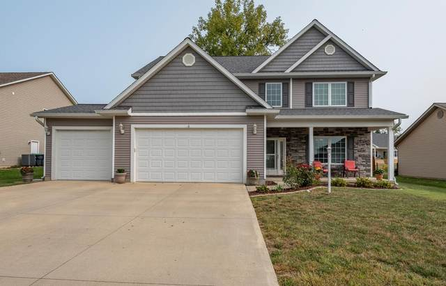 3405 S Glasgow Circle, Bloomington, IN 47403 (MLS #202037292) :: Hoosier Heartland Team | RE/MAX Crossroads