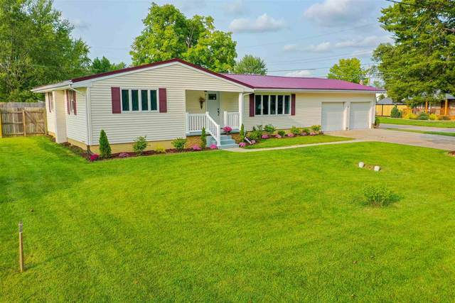 300 Grant, Wabash, IN 46992 (MLS #202037297) :: The Carole King Team