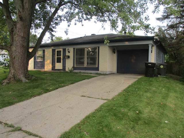4531 E Macgregor Road, South Bend, IN 46614 (MLS #202037368) :: Aimee Ness Realty Group
