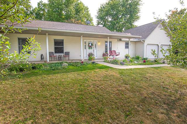 805 W Countryside Lane, Bloomington, IN 47403 (MLS #202037426) :: Parker Team