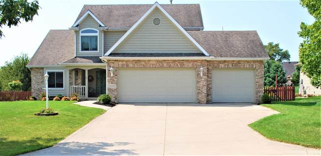 14515 Settlers Trl, Leo, IN 46765 (MLS #202037433) :: Hoosier Heartland Team | RE/MAX Crossroads