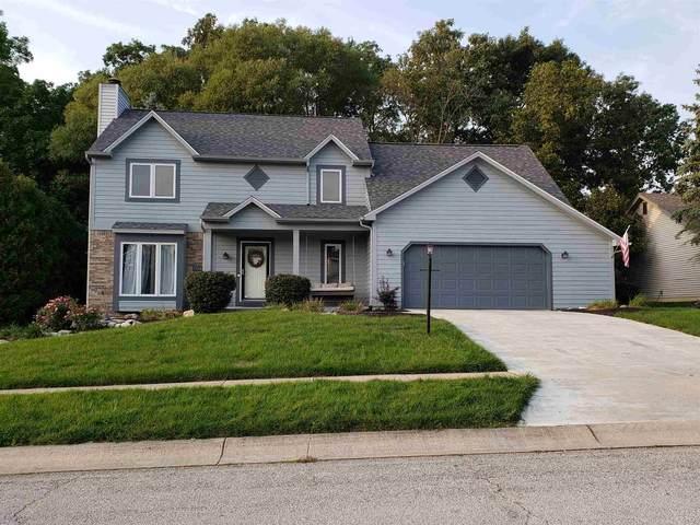 9422 Shorewood Trail, Fort Wayne, IN 46804 (MLS #202037504) :: Anthony REALTORS