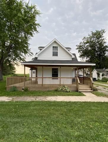 406 S West Street, Kempton, IN 46049 (MLS #202037558) :: The Romanski Group - Keller Williams Realty