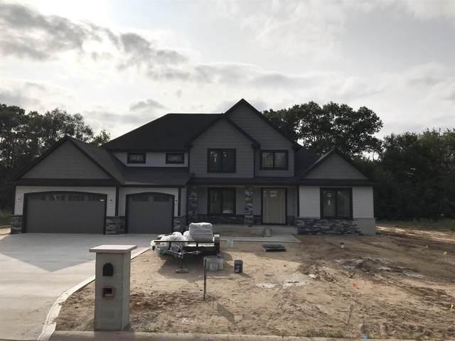51749 Salem Meadows Drive, Granger, IN 46530 (MLS #202037596) :: Anthony REALTORS