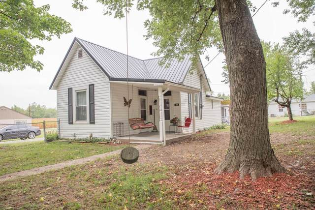 144 W 7th Street, Bunker Hill, IN 46914 (MLS #202037608) :: The Romanski Group - Keller Williams Realty