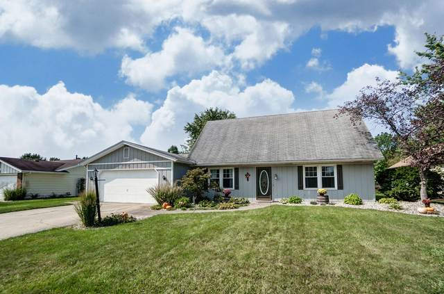 9736 Silver Shore Court, Fort Wayne, IN 46804 (MLS #202037616) :: Anthony REALTORS