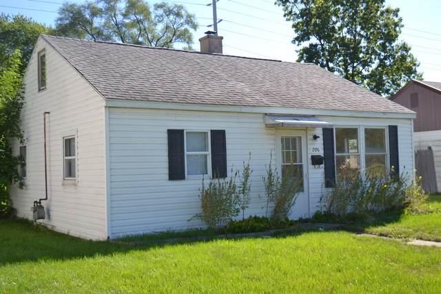 206 N Johnson Street, Elkhart, IN 46514 (MLS #202037753) :: Parker Team