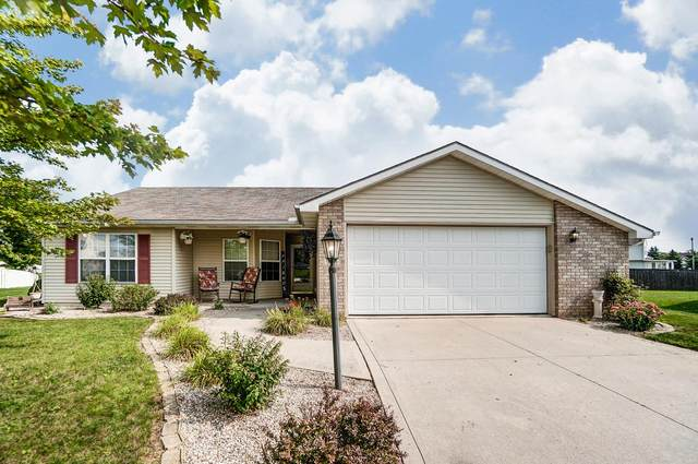 910 Mistwillow Court, Huntertown, IN 46748 (MLS #202037772) :: Anthony REALTORS