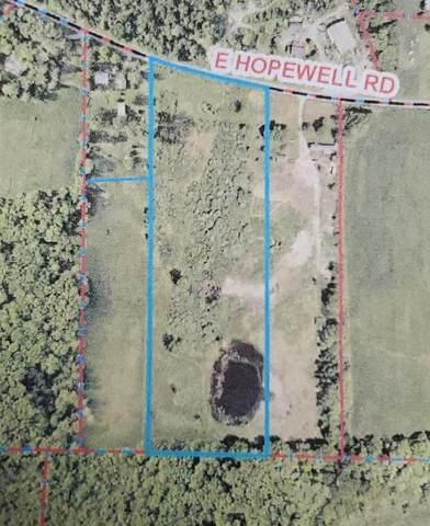 0 E Hopewell Road, Avilla, IN 46710 (MLS #202037776) :: Anthony REALTORS