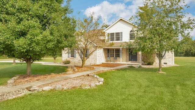 10706 W 100 SOUTH, Russiaville, IN 46979 (MLS #202037783) :: Parker Team