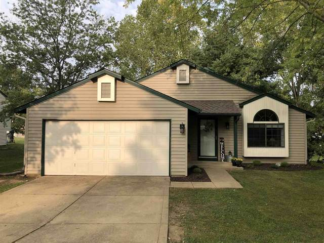 3540 W Yellowstone Ct, Bloomington, IN 47403 (MLS #202037785) :: Parker Team