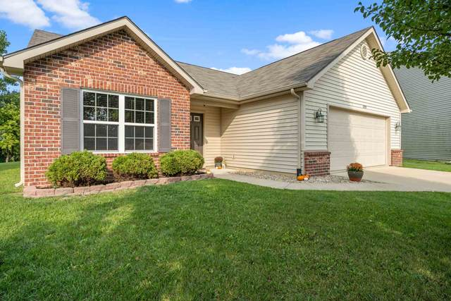 12232 Yellow Finch Cove, Fort Wayne, IN 46845 (MLS #202037790) :: Anthony REALTORS