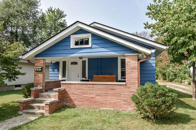 1014 S Lincoln Street, Bloomington, IN 47401 (MLS #202037798) :: Parker Team