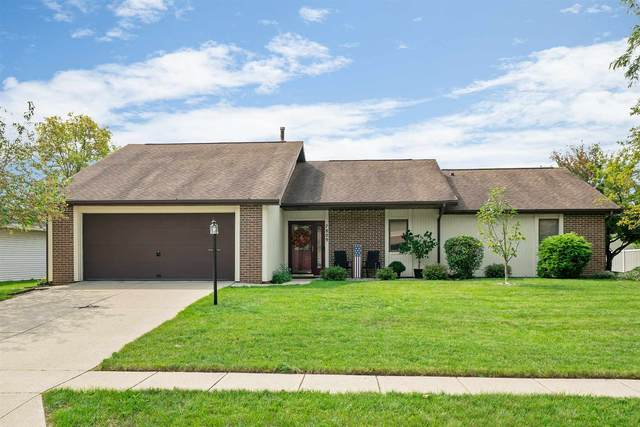 7809 Tendall Court, Fort Wayne, IN 46825 (MLS #202037838) :: Anthony REALTORS