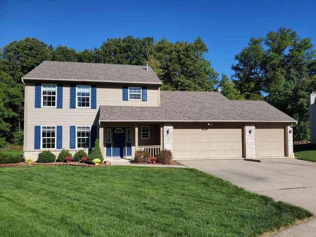 323 Lightning Wood Court, Fort Wayne, IN 46804 (MLS #202037840) :: Anthony REALTORS