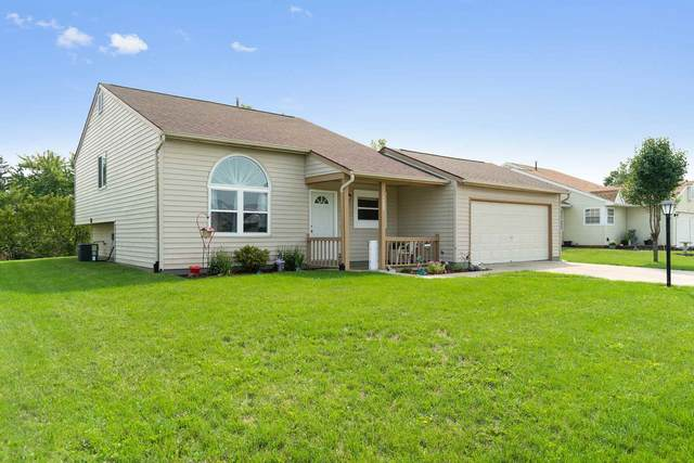 1727 Paveys Glen Run, Fort Wayne, IN 46804 (MLS #202037845) :: Anthony REALTORS