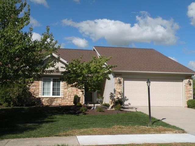 5343 Blossom Ridge, Fort Wayne, IN 46835 (MLS #202037846) :: Anthony REALTORS