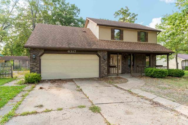 6317 Kiwanis Drive, Fort Wayne, IN 46835 (MLS #202037855) :: Anthony REALTORS