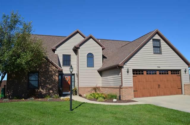 506 Carlisle Drive, Huntington, IN 46750 (MLS #202037859) :: Hoosier Heartland Team | RE/MAX Crossroads