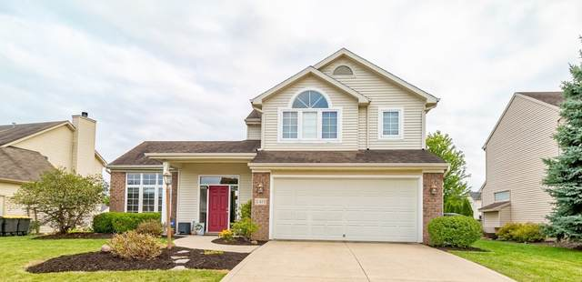 2413 Lotus Blossum Cove, Fort Wayne, IN 46818 (MLS #202037865) :: Anthony REALTORS