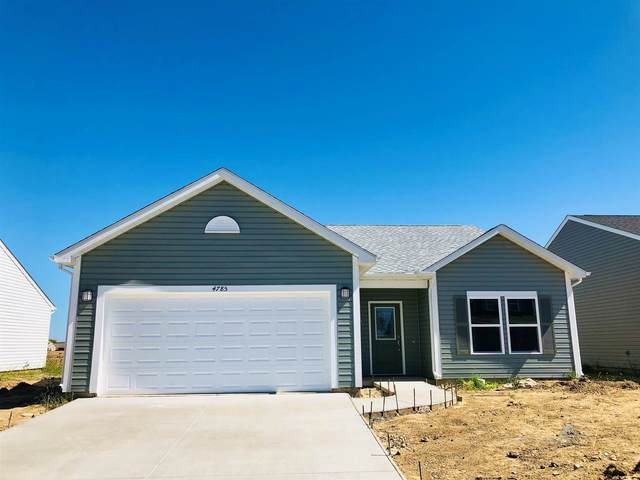 4785 Langhorn (Lot 294) Trail, Lafayette, IN 47909 (MLS #202037866) :: Parker Team