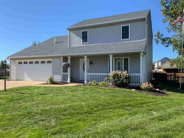 13417 Tile Mill Court, Grabill, IN 46741 (MLS #202037868) :: Anthony REALTORS