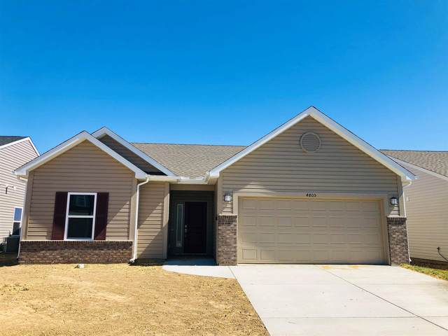 4805 Langhorn (Lot 296) Trail, Lafayette, IN 47909 (MLS #202037881) :: Parker Team