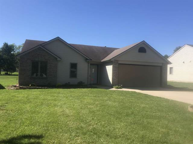 1731 Olladale Drive, Fort Wayne, IN 46808 (MLS #202037883) :: Anthony REALTORS