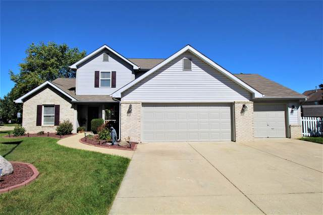 1112 Pennypackers Mill Drive, Lafayette, IN 47905 (MLS #202037912) :: Parker Team