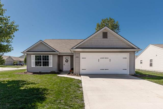 12201 Yellow Finch Cove, Fort Wayne, IN 46845 (MLS #202037925) :: Anthony REALTORS