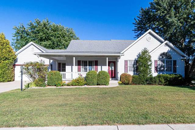 4416 Laurel Creek Drive, South Bend, IN 46628 (MLS #202037962) :: Anthony REALTORS