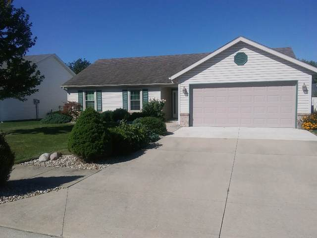 1669 W Wynterbrook Street, Kokomo, IN 46901 (MLS #202038026) :: The Romanski Group - Keller Williams Realty