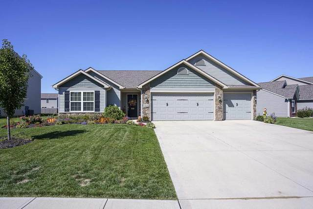 12843 Starling Cove, Fort Wayne, IN 46845 (MLS #202038081) :: Anthony REALTORS