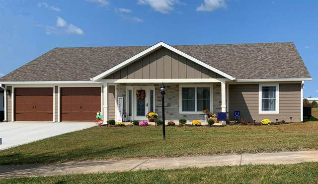 4 Connor Court, Bedford, IN 47421 (MLS #202038164) :: The ORR Home Selling Team